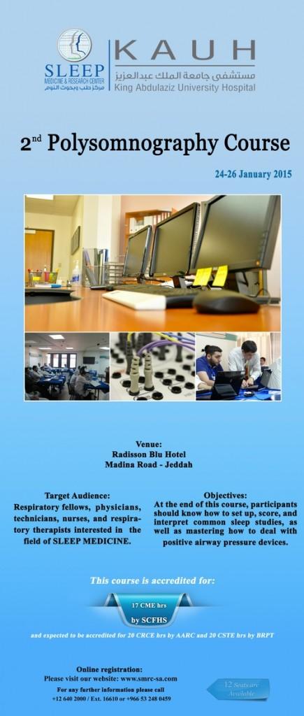 Sleep Medicine & Polysomnography Course